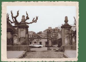 Entrada del cementiri de Sant Andreu