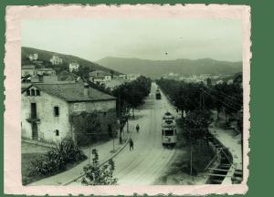 El passeig de Maragall als anys trenta
