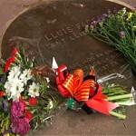 Un grup de veïns ret homenatge a Josep Lluís Facerías