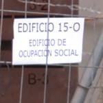 Descartat el desallotjament exprés a l'edifici ocupat pels 'indignats'