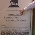 El Quixot més gran en català escrit per un veí de Nou Barris