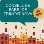 Consell de Barri a la Trinitat Nova