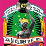 La Cultura Va de Festa per 35ena vegada