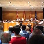 Darrera sessió plenària del Districte de Nou Barris
