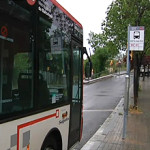 El bus de barri de la Zona Nord reemprén el servei habitual després de la vaga