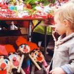 Arriba la Fira de Nadal a la Via Júlia