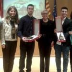 Els Premis Nou Barris d'enguany van per als Geganters i el boxejador Sandor Martín