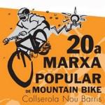 20ena Marxa popular de Mountain Bike Collserola Nou Barris