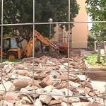L'Ajuntament millora l'accessibilitat als interiors de la Guineueta propers al CAP