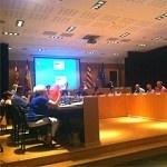Les audiències públiques romandran a la Sala de Plens
