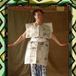 La princesa del traje de papel