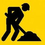 Obres de millora de pavimentació al passeig de Fabra i Puig