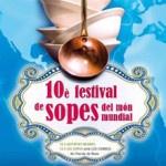 10è Festival de Sopes del Món Mundial