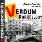 Prorrogada l'exposició Verdum parcel•lat