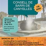 Consell de Barri de Canyelles