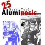 Inauguració de l'exposició dels 25 anys de l'aluminosi al Turó de la Peira