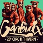'Garbuix', un espectacle sense història i amb molt de joc
