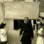 El capellà que va ajudar els veïns de les Roquetes a construir-hi el clavegueram