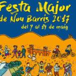 La Festa Major de Nou Barris  involucra novament les entitats al programa d'actes