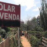 La barricada veïnal contra la densificació de Porta compleix 10 anys