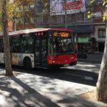 Queixes per la reordenació de les noves parades de bus properes a  la Seu de Nou Barris