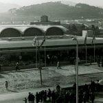 Inauguració Mercat de la Guineueta, l'any 1965