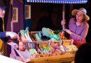 Berenar saludable i teatre per a nens a la Zona Nord