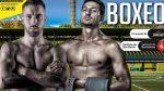 El noubarrienc Sandor Martín lluita per l'Europeu de boxa