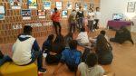 Alumnes de l'IE Trinitat Nova exposen les coses que els importen