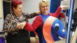 Les Roquetes s'omple de peixos multicolor pel Carnaval