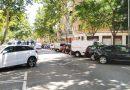 Nou Barris estrenarà al setembre la seva primera àrea verda d'aparcament