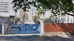Retiren l'amiant del taller del metro de Vilapicina, al Turó de la Peira
