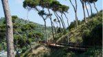 Obert el nou camí de vianants que connecta Vallbona amb Montcada i Reixac