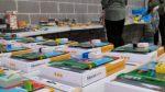 Lots de material escolar per a més de dos mil infants de Nou Barris