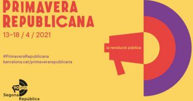 90è aniversari de la Segona República a Nou Barris