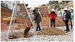 Arrenca la construcció de 31 habitatges de lloguer públic a Torre Baró