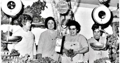 60è aniversari del mercat de la Mercè amb una exposició fotogràfica